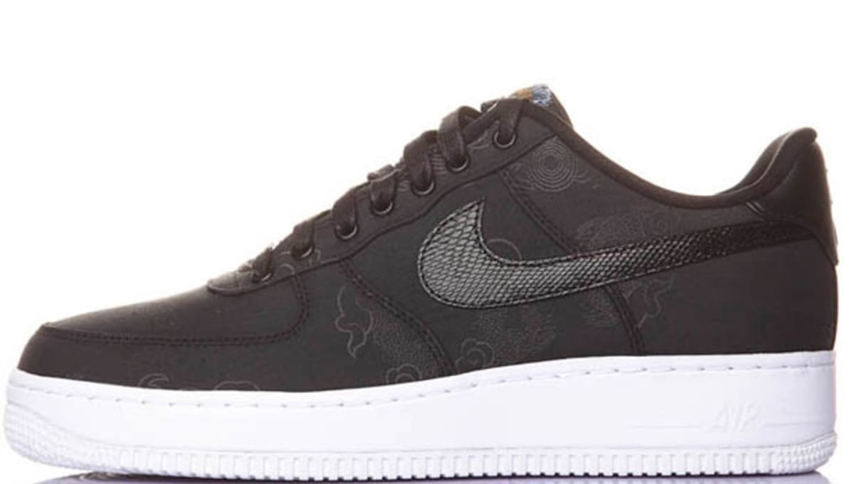 sale retailer 75ee2 50452 Nike Air Force 1 Low Supreme Insideout TZ Black Black   Nike   Sole  Collector