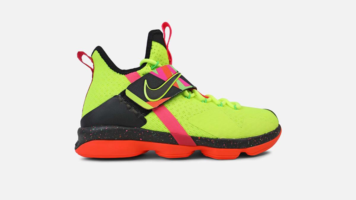 c5972f775d81 Nike LeBron 14 GS Wrestling