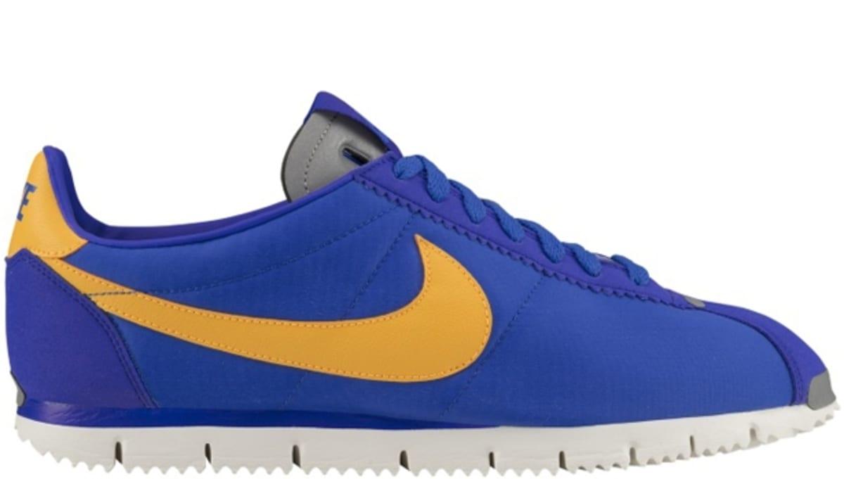 Cortez Auto Sales >> Nike Cortez NM QS Italy Blue/University Gold-Metallic Silver | Nike | Sole Collector