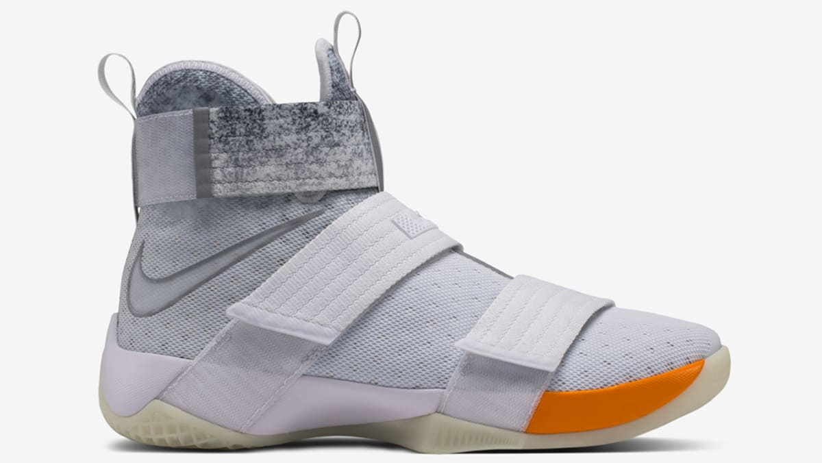 brand new 20866 4f808 Nike Zoom LeBron Soldier 10 (X) | Nike | Sole Collector