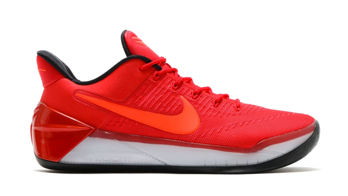 Nike Kobe A D Quot University Red Quot Nike Sole Collector