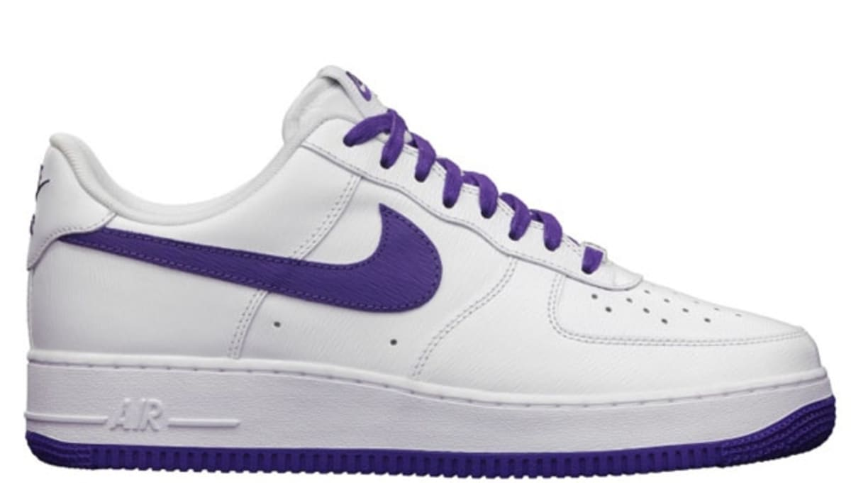 Nike Air Force 1 Low LE QS White/Court