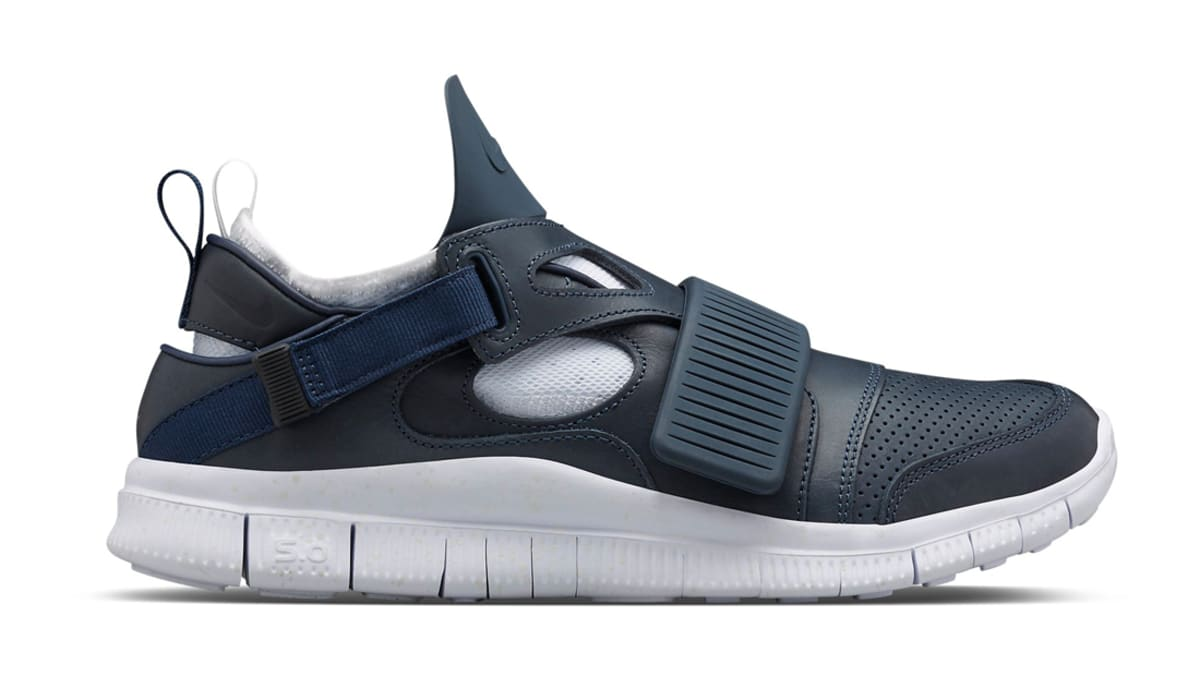 Nike Free Huarache Carnivore Obsidian Nike Sole Collector