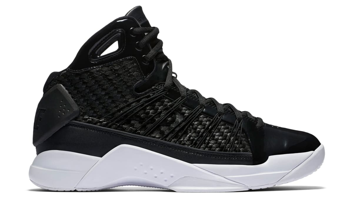 """Dynamic Auto Sales >> Nike Hyperdunk Lux """"Black/White""""   Nike   Sole Collector"""