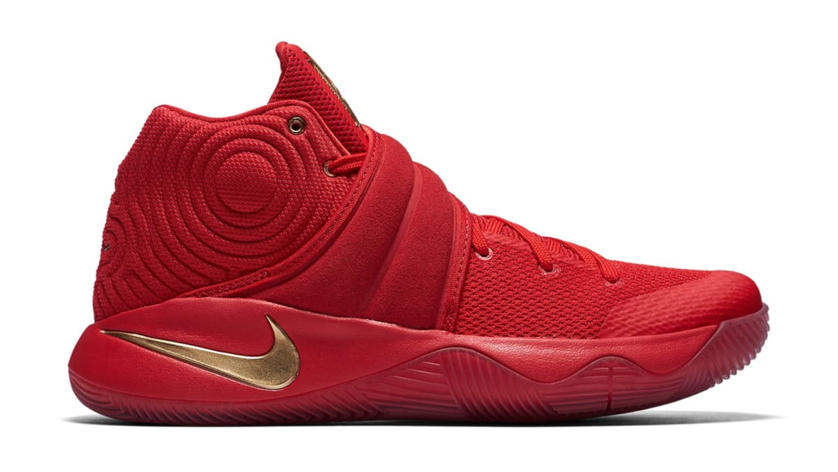 red and gold kyries