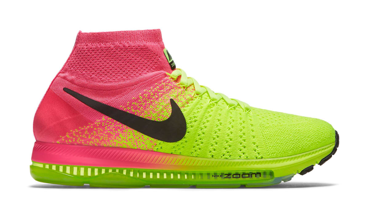 nike zoom all out flyknit unlimited nike sole collector. Black Bedroom Furniture Sets. Home Design Ideas