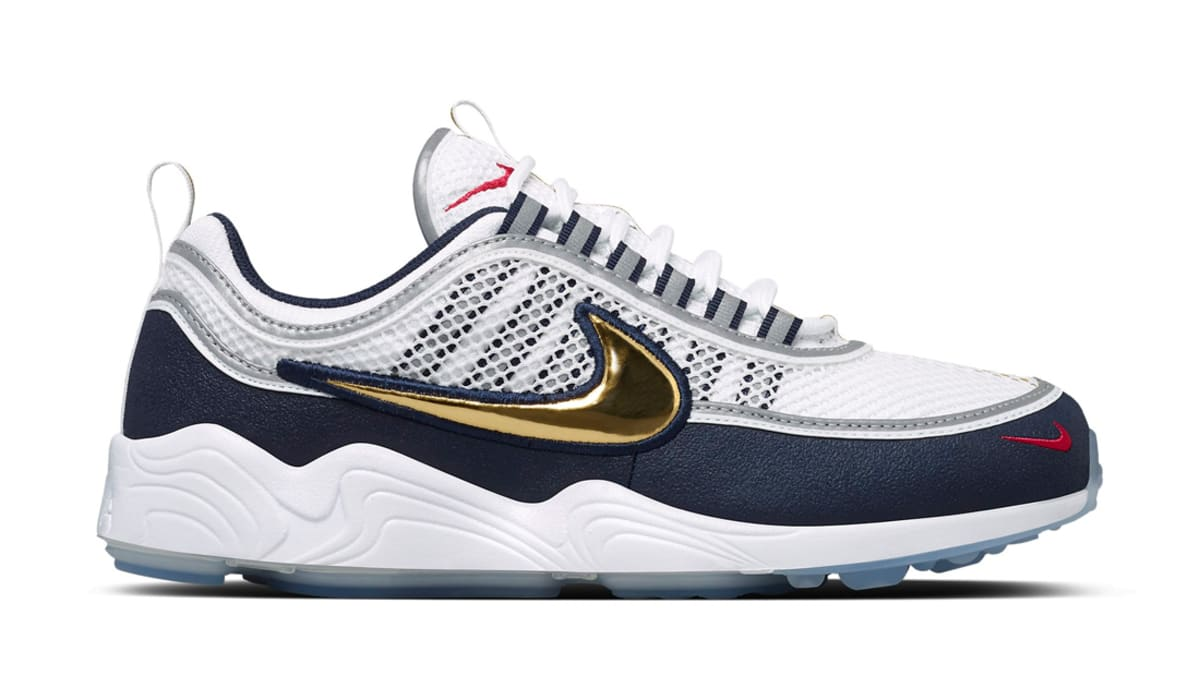 nikelab air zoom spiridon olympic nike sole collector. Black Bedroom Furniture Sets. Home Design Ideas