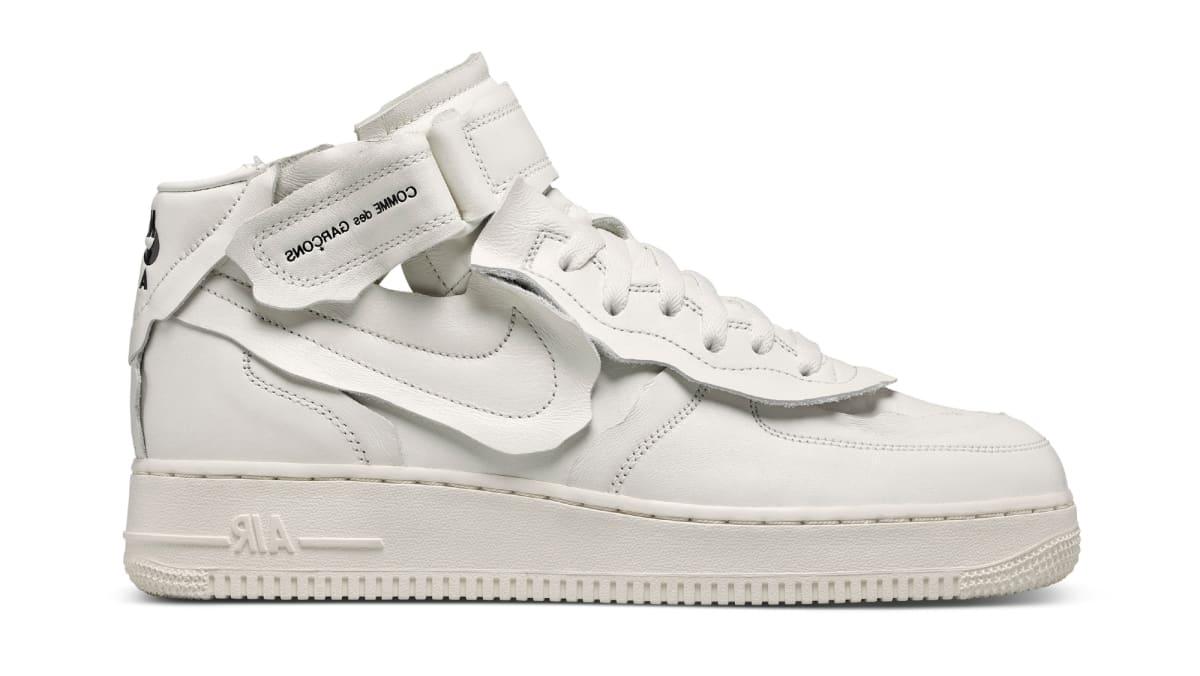 Comme Des Garcons X Nike Air Force 1