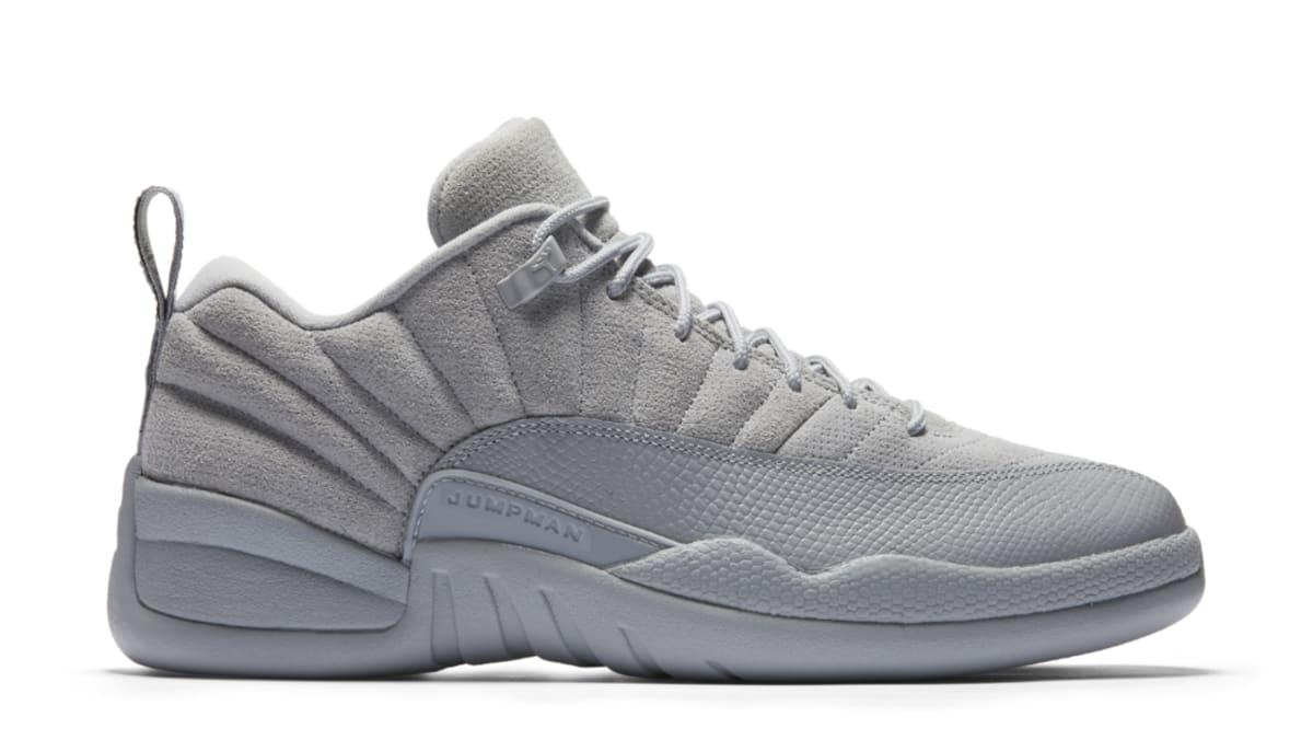 "Air Jordan 12 Retro Low ""Wolf Grey"" | Jordan | Sole Collector"