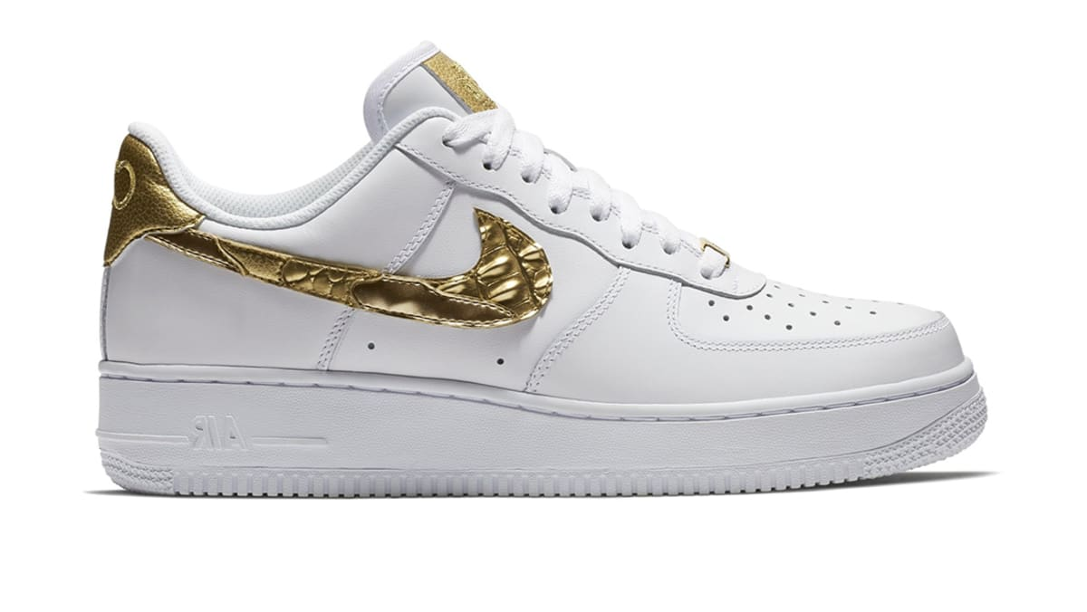 Nike Air Force 1 Low CR7 Golden Patchwork Nike Sole