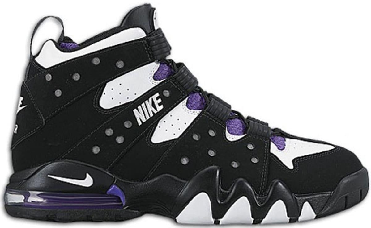 Nike Air Max2 CB \u002794 Black/White-Varsity Purple