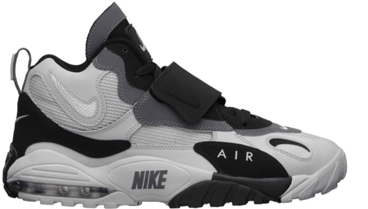 7f9a611abe Nike Air Max Speed Turf Wolf Grey/Black-Dark Grey-Metallic Silver