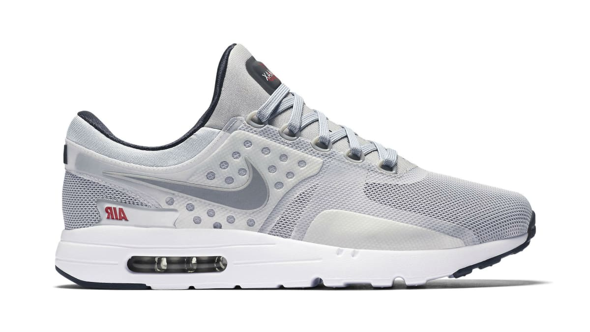 nike air max zero qs silver bullet nike sole collector. Black Bedroom Furniture Sets. Home Design Ideas