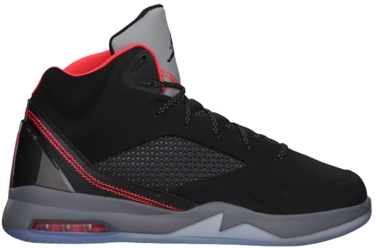 pretty nice 9c026 e65af Jordan Future Flight Remix Black Infrared 23-Cool Grey
