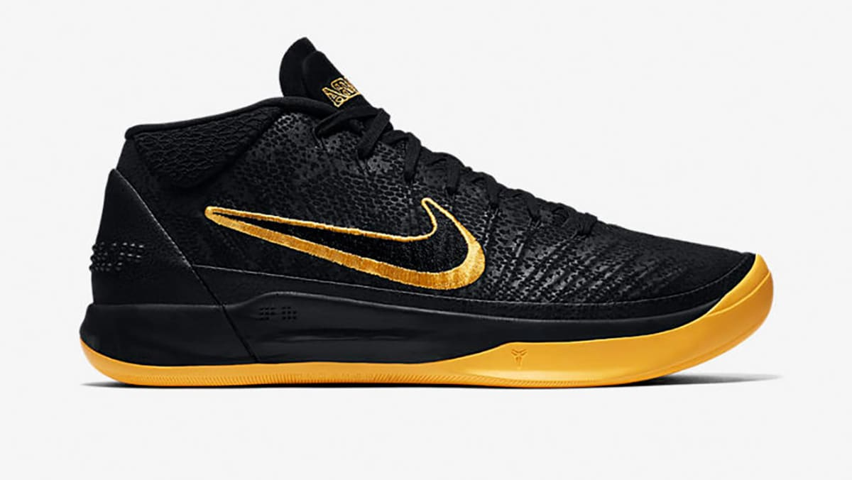 nike kobe ad black mamba nike sole collector