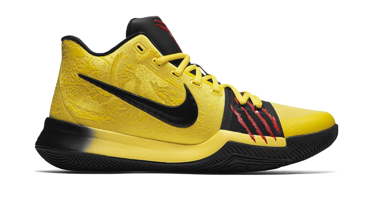 1eb94af97700 germany nike kyrie 4 yellow lobster release date 77bc2 0ce76  shopping nike  kyrie 3 mamba mentality bruce lee 266d9 73078