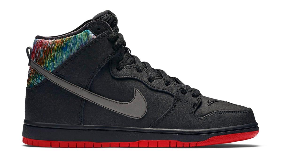 Nike SB Dunk High x SPoT \