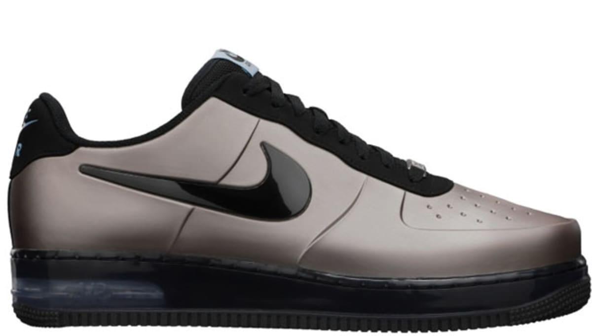 3d062edc54f ... 532461-002 anthraciteblack Airforce unread items Nike Air Force 1  Foamposite Pro Low QS Flat PewterBlack-Worn Blue ...
