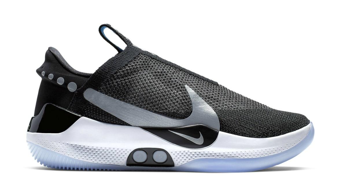 6e5944f27b Nike Adapt BB Black/White/Pure Platinum   Nike   Sole Collector