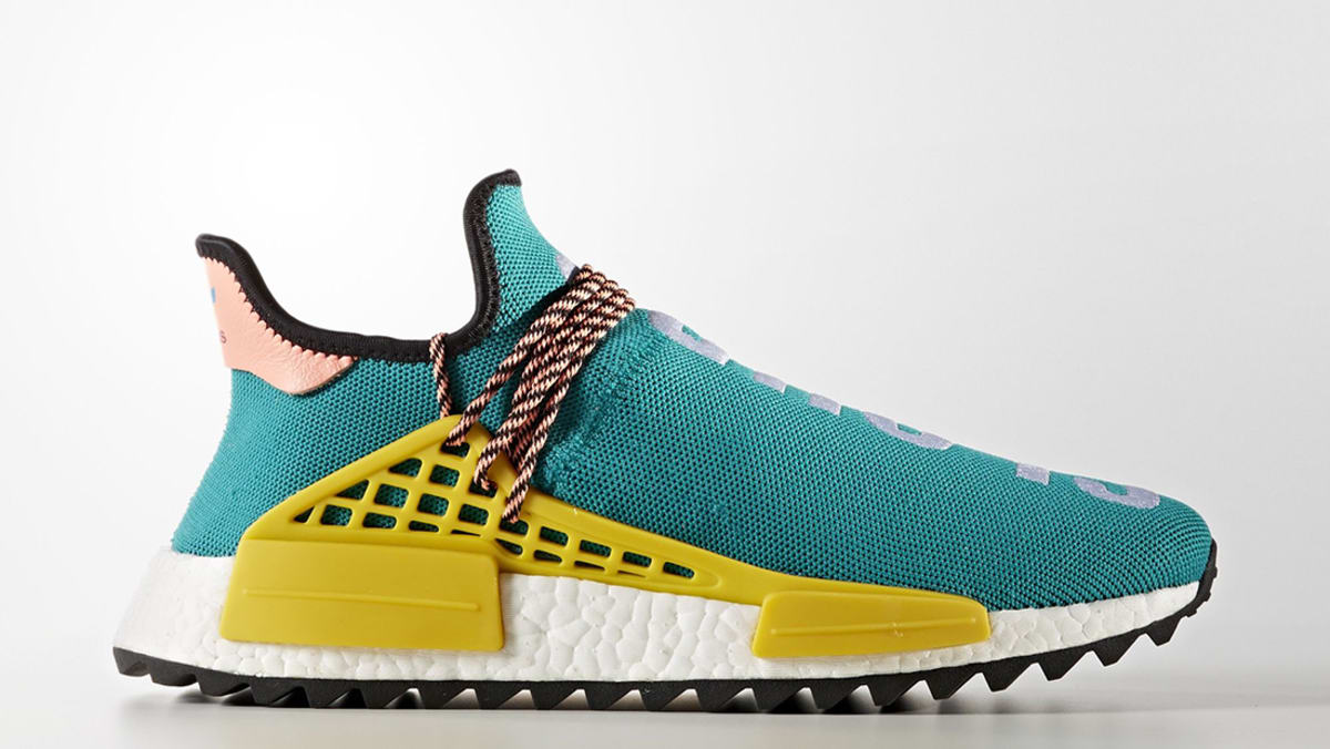 Limited 60 Pairs Adidas x Pharrell NMD