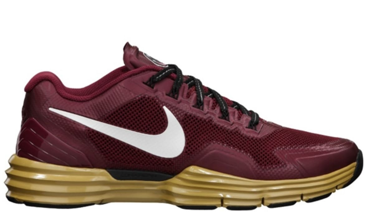 Nike Lunar Tr Rivalry Florida State Seminoles Shoes
