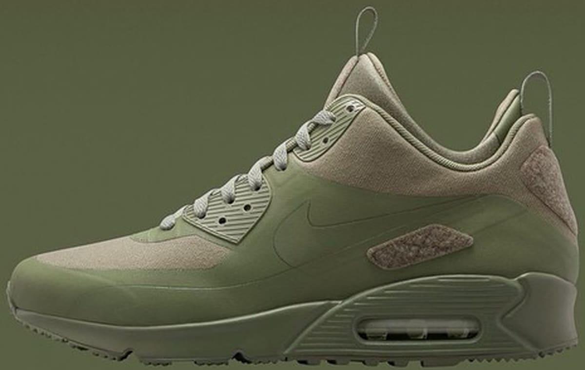 Nike Air Max '90 Sneakerboot V SP Steel GreenSteel Green