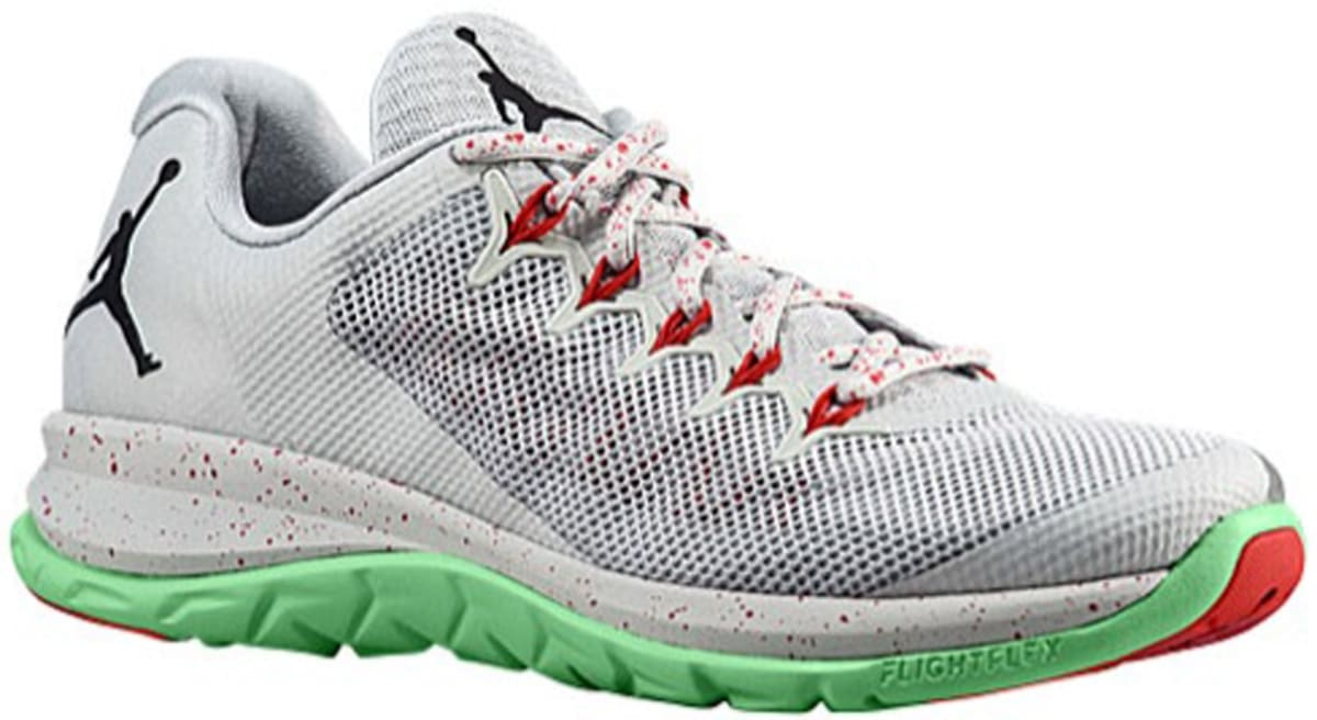 c2cb4d1c7c4a Jordan Flight Runner 2 Light Silver True Red-White-Tourmaline