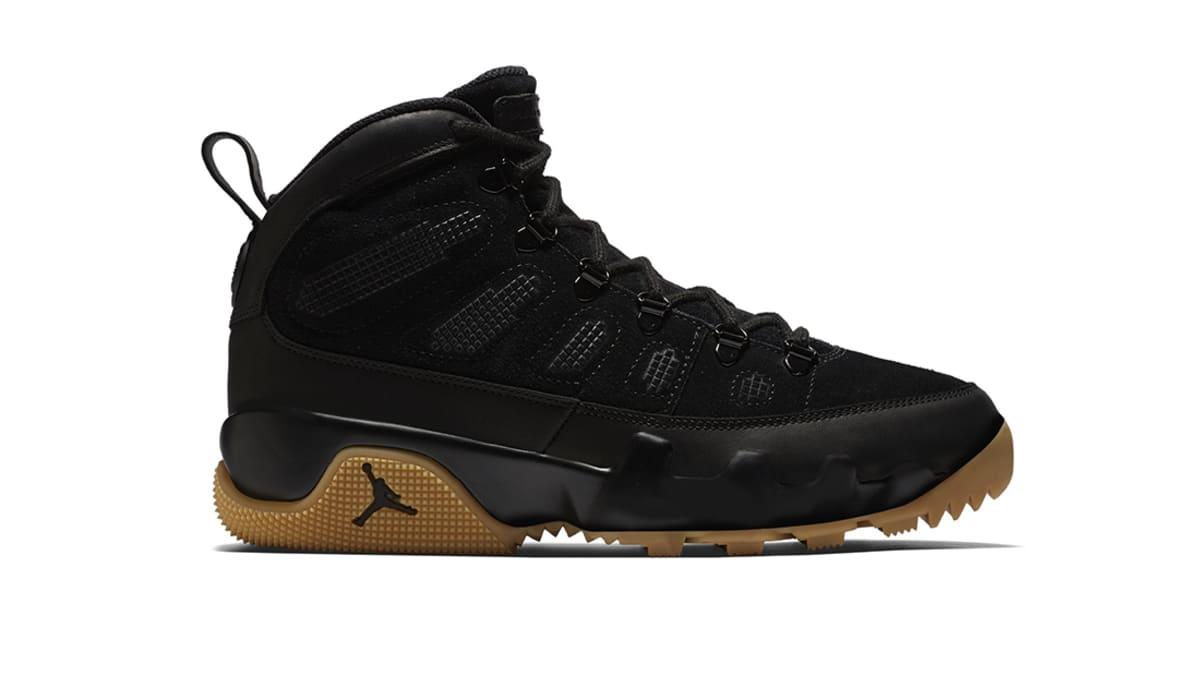 Air Jordan 9 Retro Boot Nrg Quot Black Gum Quot Jordan Sole