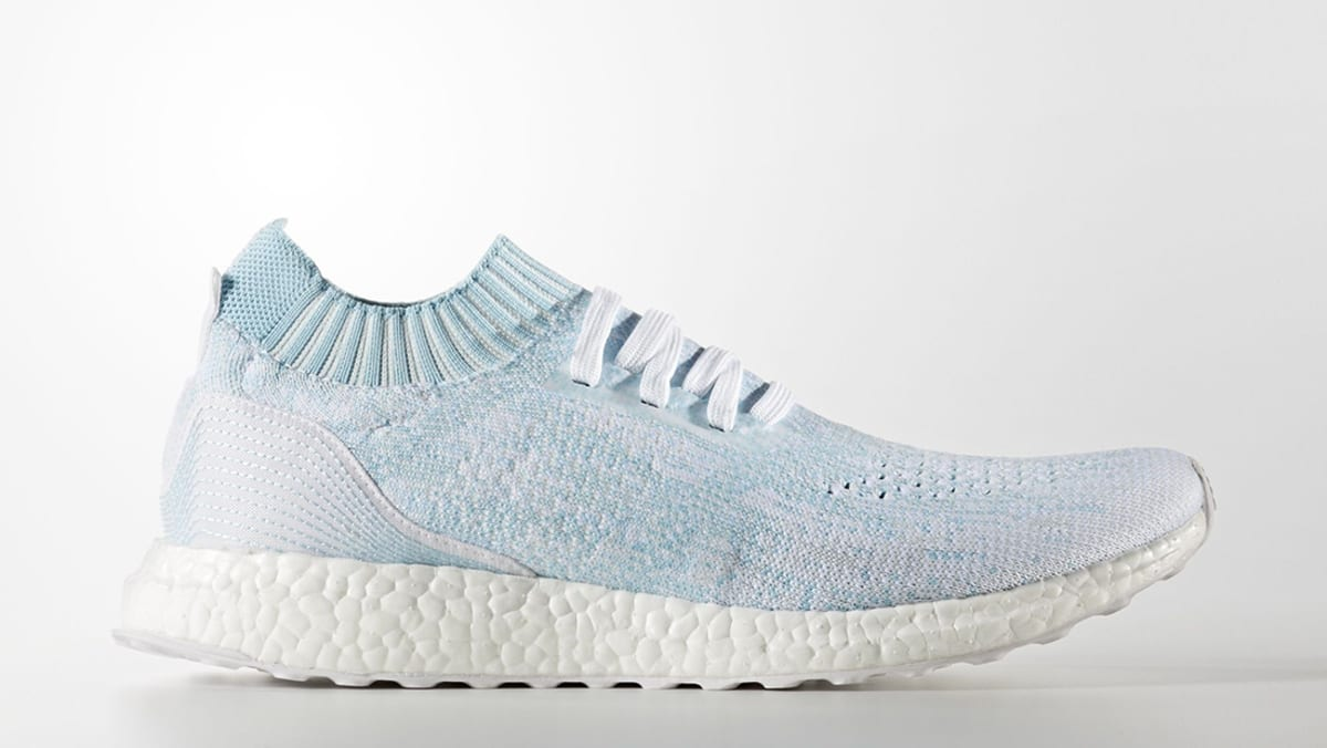 Parley X Adidas Ultra Boost Uncaged Coral Bleaching