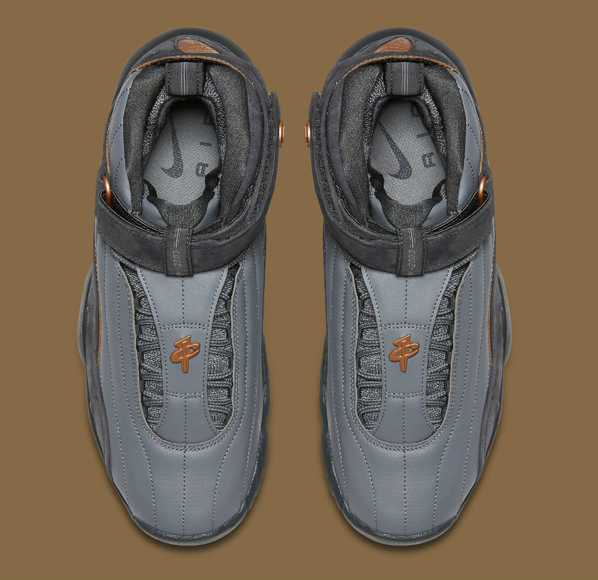 7153d158c46b ... quality design Nike Air Penny 4 Copper Release Date Top 864018-002  862ed 851dc ...