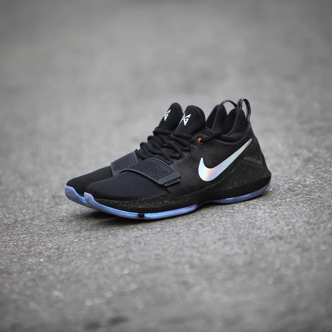 Nike PG1 Pre-Heat Release Date 911083-099 (2)