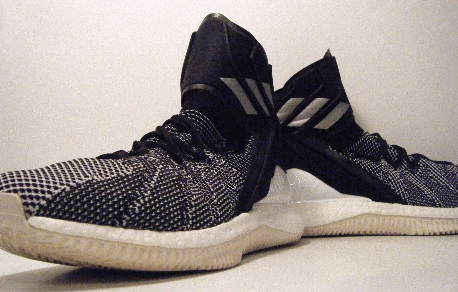 2487021050c Image via eBay Adidas Ultra Boost Basketball Primeknit Prototype PE