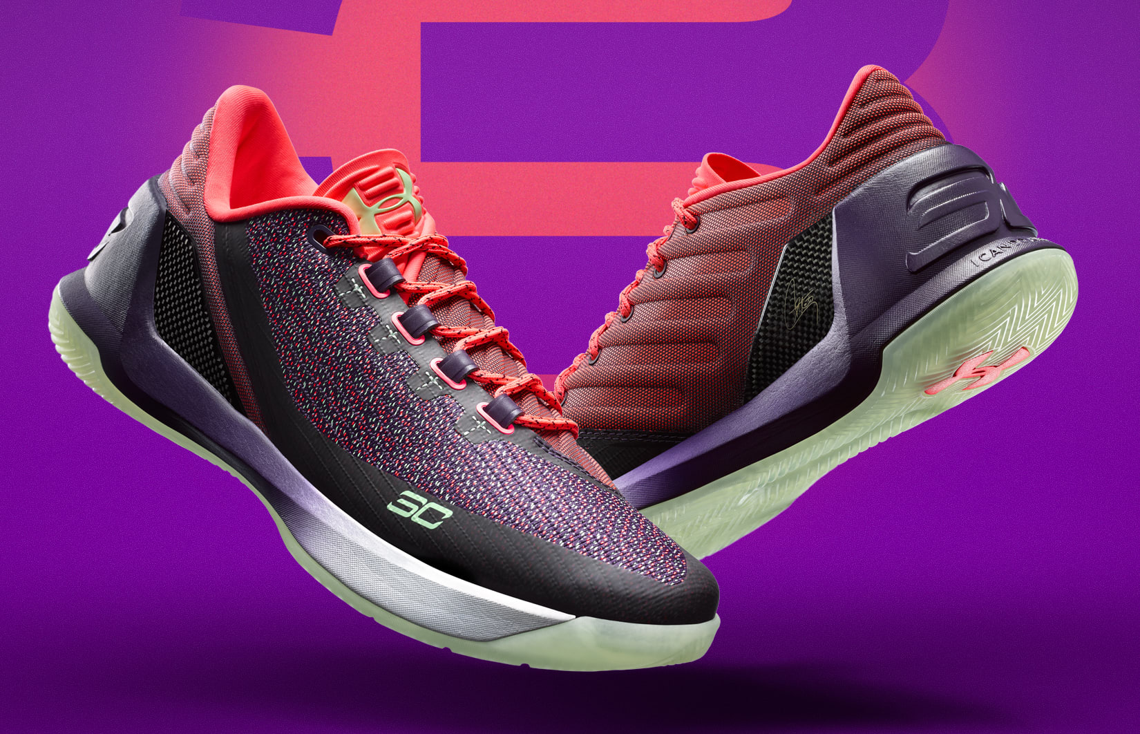 pretty nice 6426d 12ef6 ... promo code image via under armour under armour curry 3 low cd8bd 8143a
