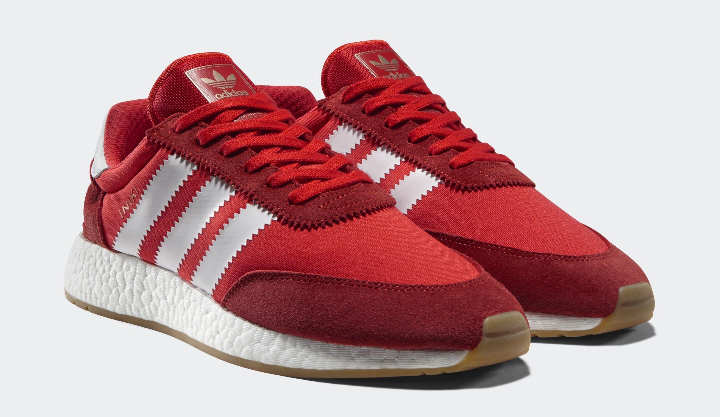 "Adidas Iniki Runner Boost ""Red"""