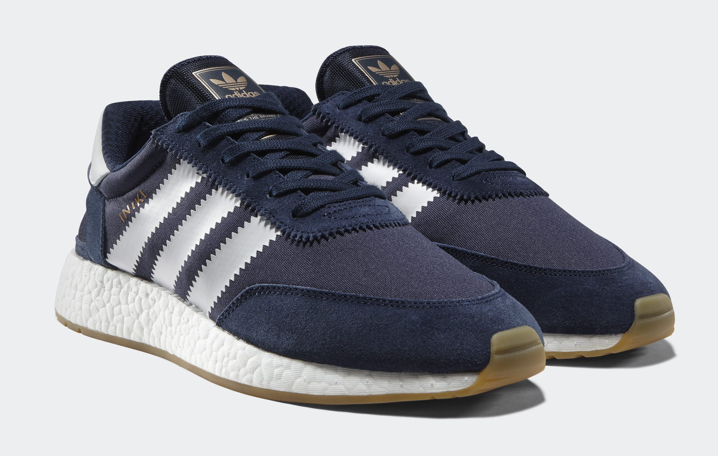 "Adidas Iniki Runner Boost ""Blue"""