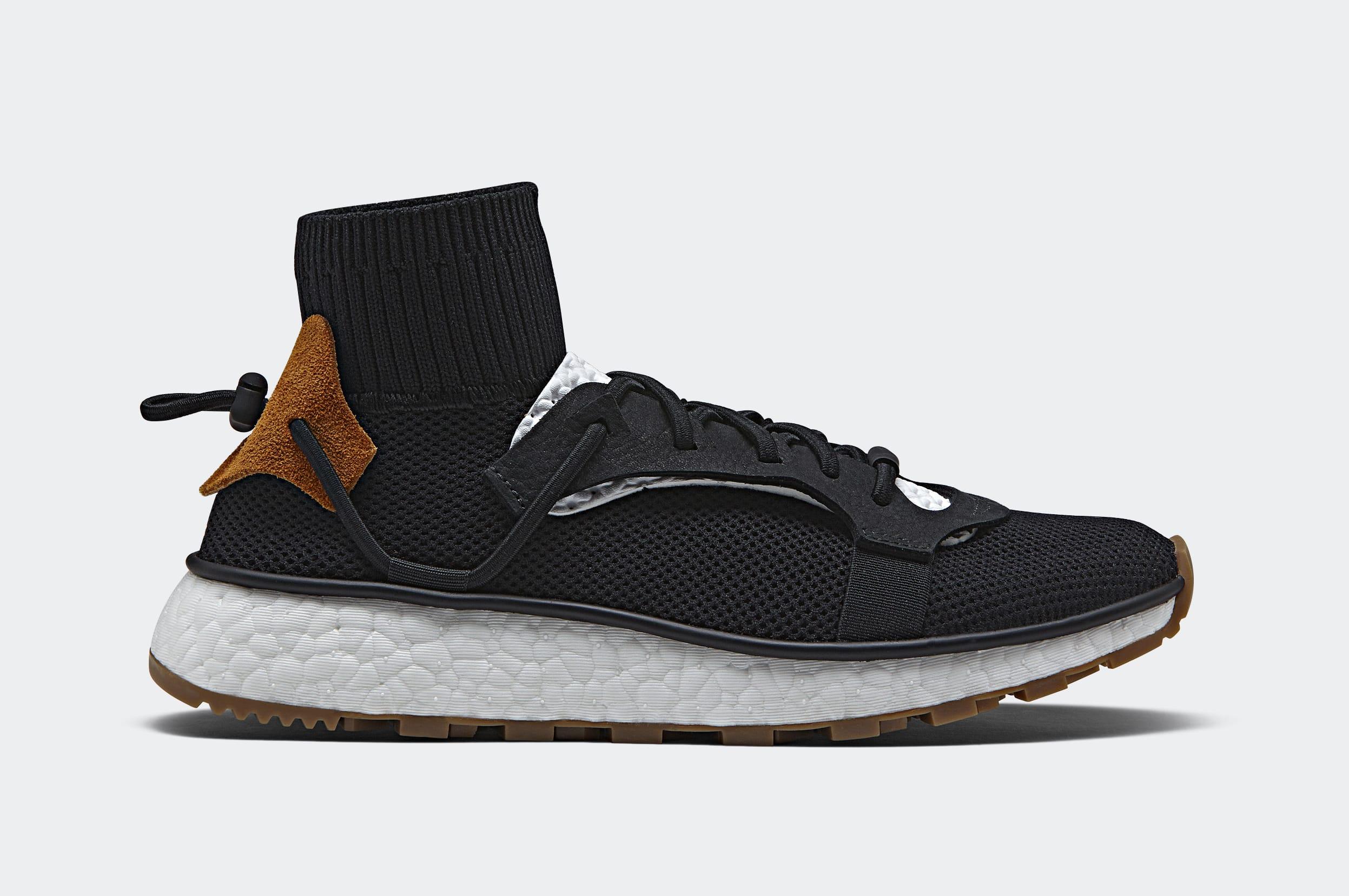 Run sneakers - Grey adidas Originals by Alexander Wang