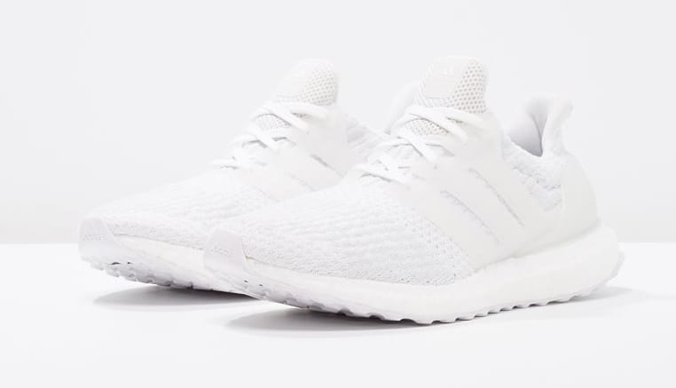 Adidas Ultra Boost 4.0 White Front