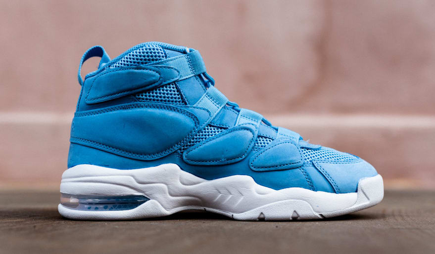 Nike Air Max2 Uptempo 94 AS University Blue Medial Release Date
