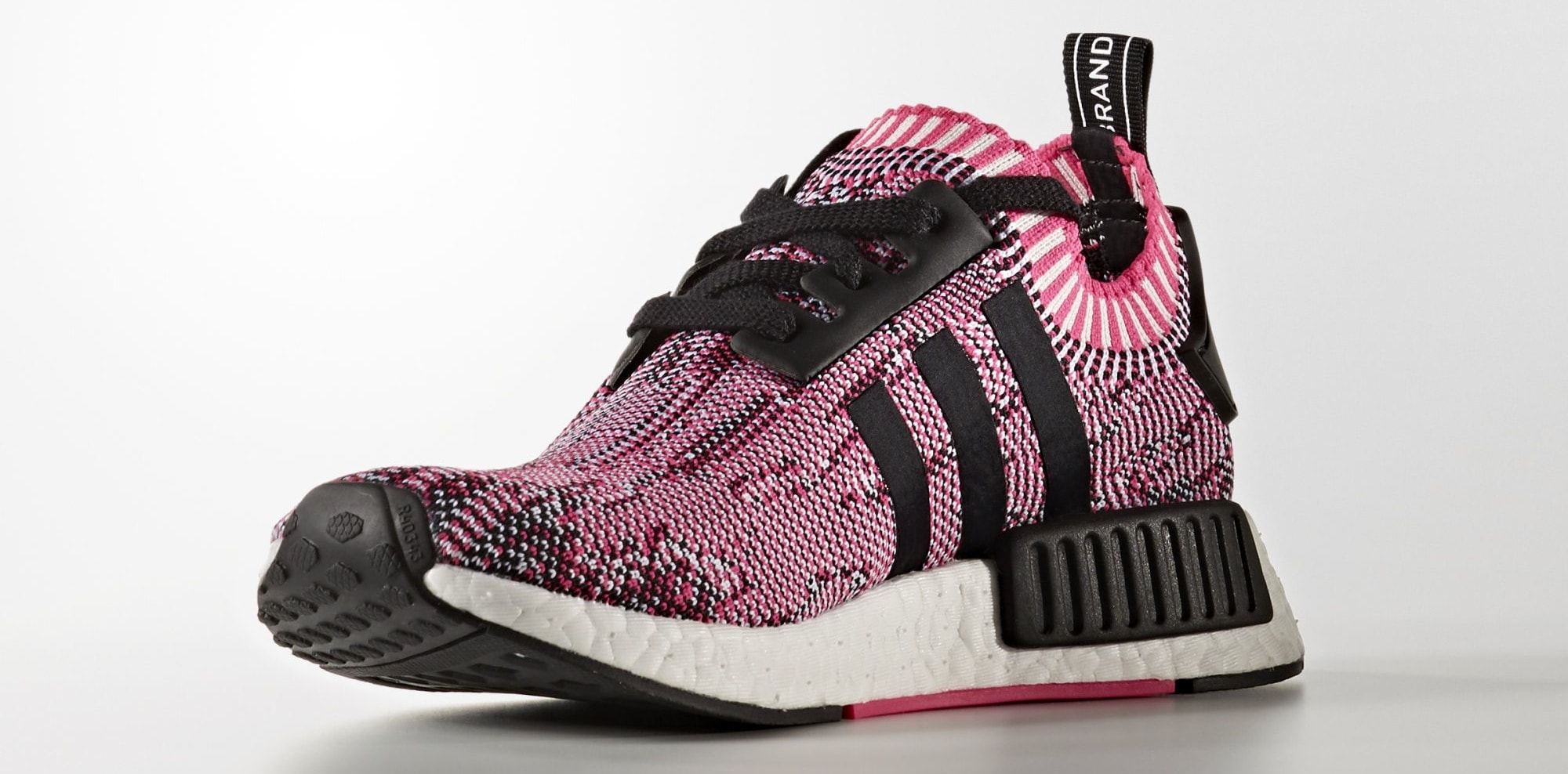 adidas nmd r1 pk pink rose sole collector. Black Bedroom Furniture Sets. Home Design Ideas