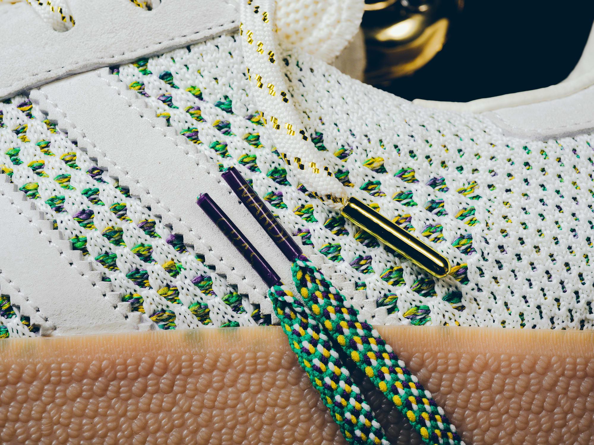 Sneaker Politics Adidas Gazelle Primeknit Detail