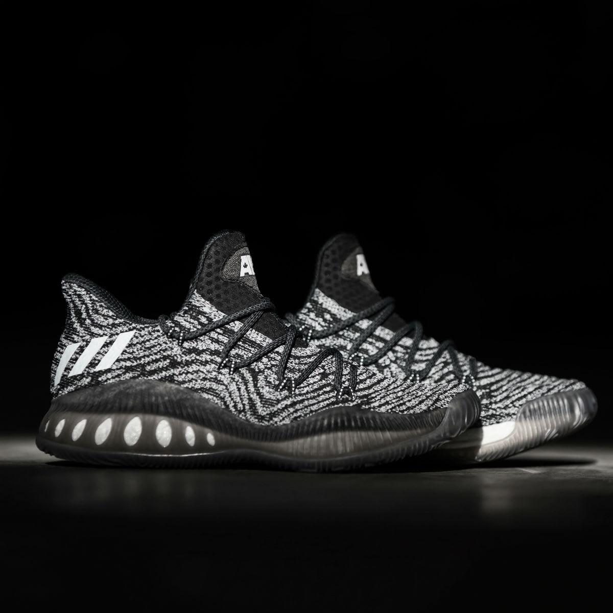Andrew Wiggins Adidas Crazy Explosive Low Wolf Grey Profile
