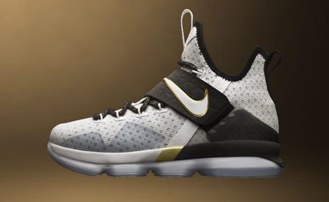 Nike LeBron 14 BHM 2017