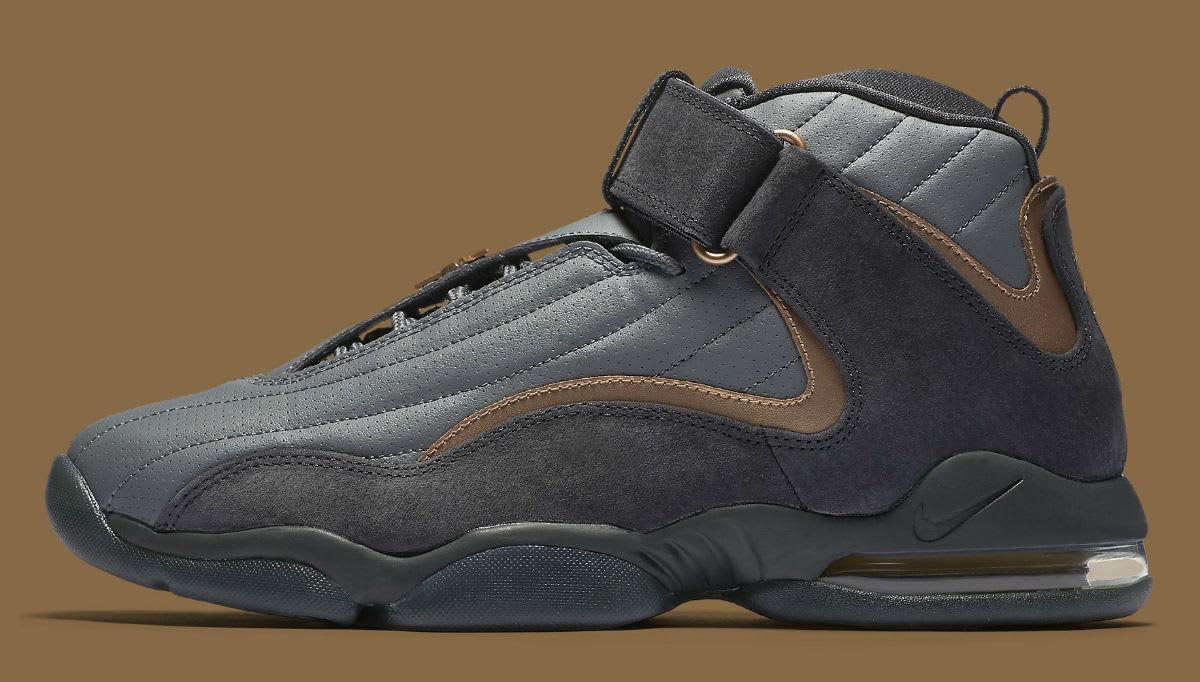 Nike Air Penny 4 Copper Release Date Profile 864018-002 2312c477a3b0