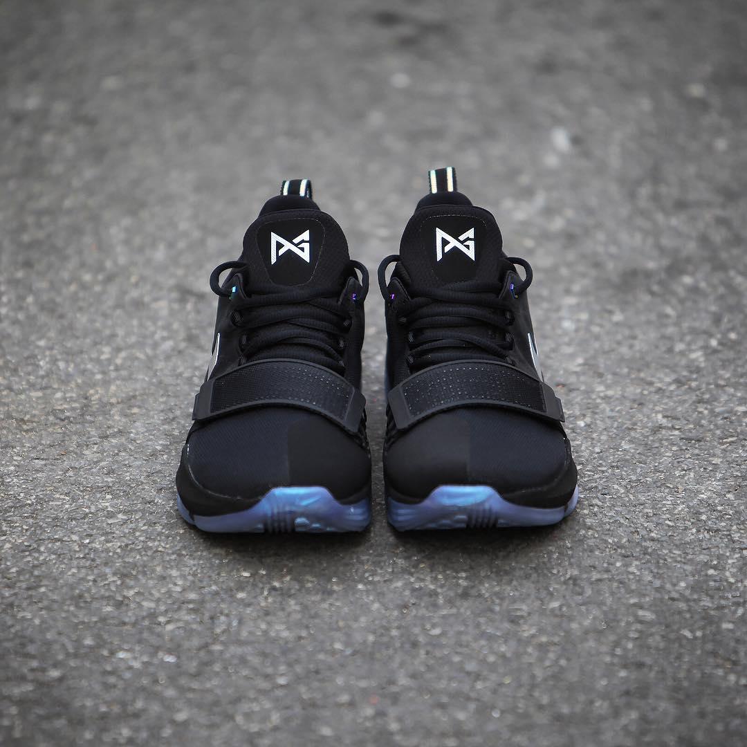 cheaper 83e9f a15fc Nike PG1 Pre-Heat Black Multicolor Release Date | Sole Collector