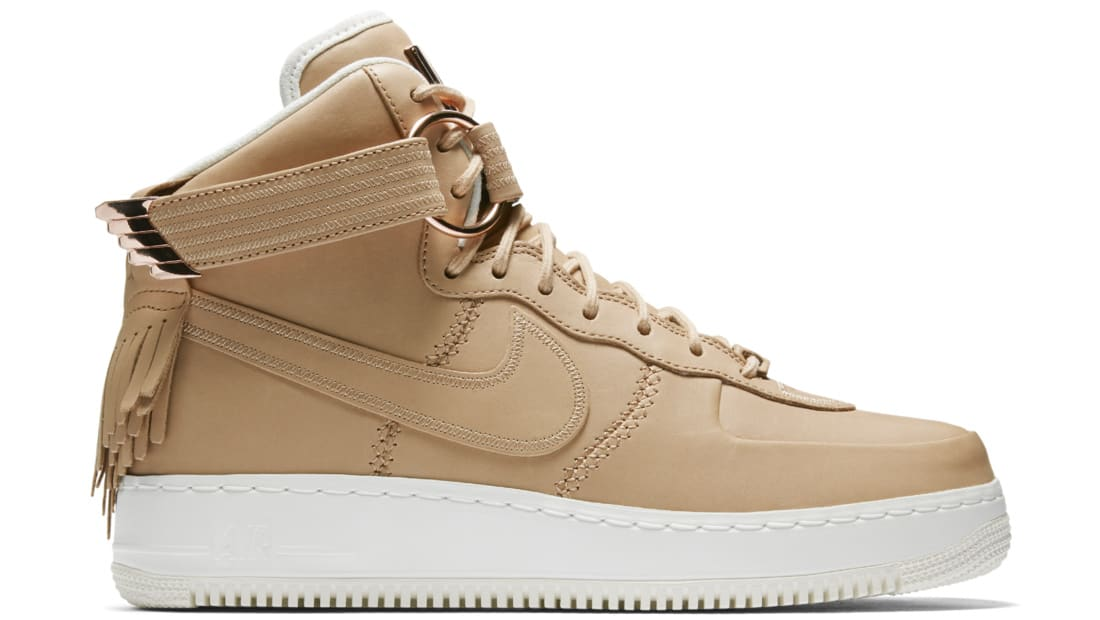 finest selection cb324 eb36c order nike air force 1 high sl vachetta tan sole collector release date  roundup 2ec3b a0eb3