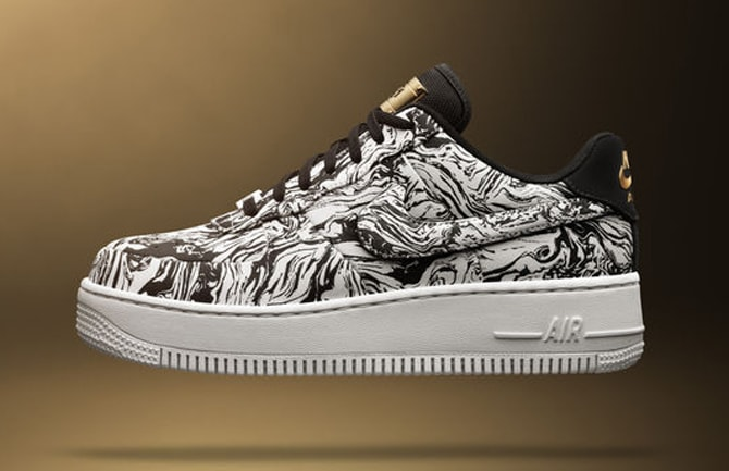Air Force 1 Low BHM 2017