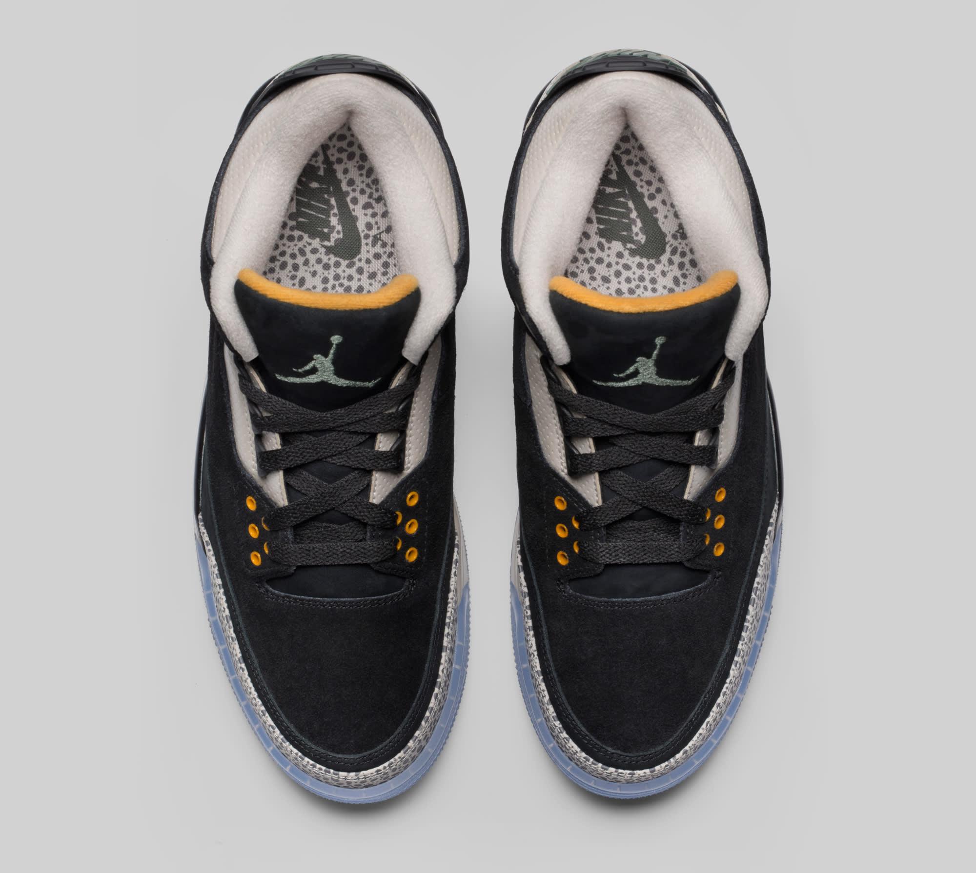Atmos Air Jordan 3 Top