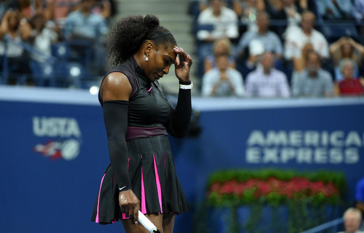 Serena Williams Loses 2016 U.S. Open