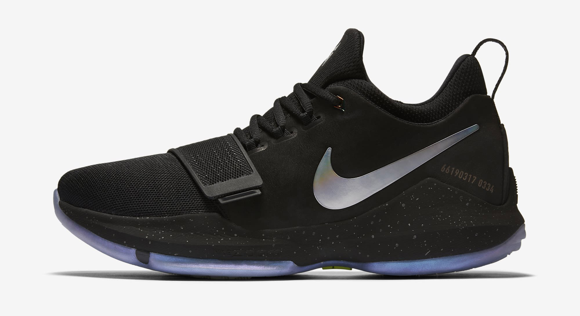 Nike PG1 Shining 911082-099 Profile