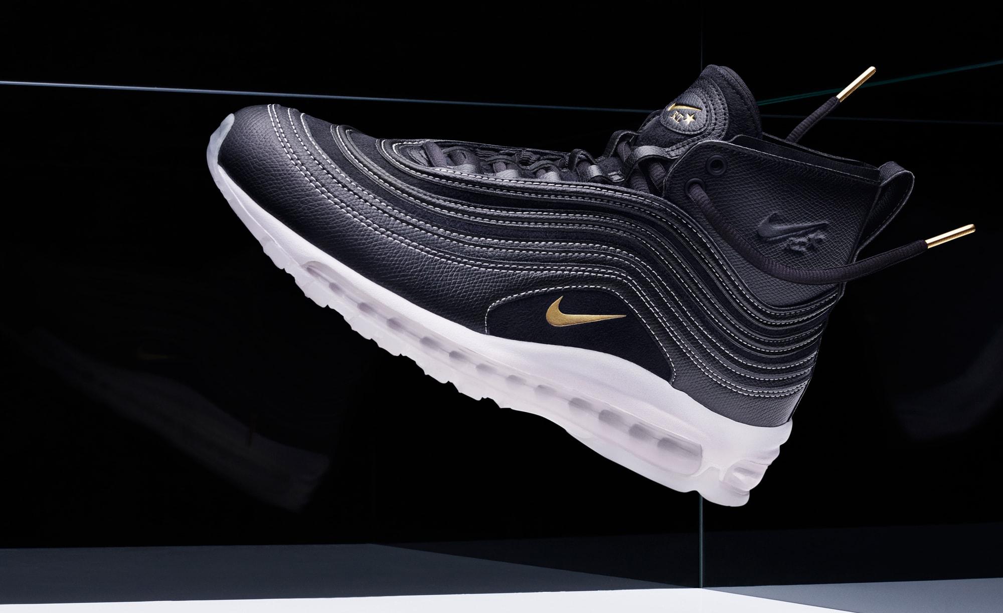 Riccardo Tisci Nike Air Max 97 Mid Black
